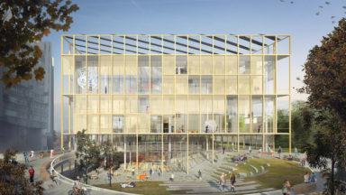 Permis accordé à l'ULB et la VUB pour construire un centre d'études commun
