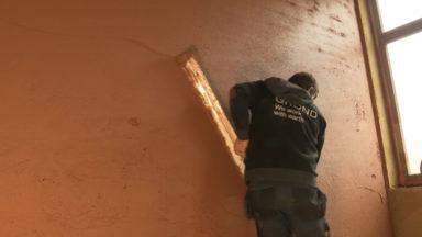 Une entreprise bruxelloise utilise les boues de chantier pour créer de l'enduit et des briques