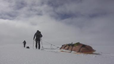 Deux Bruxellois préparent une expédition hors du commun au Groenland