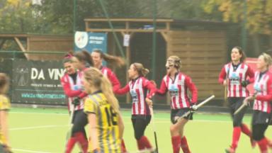 Hockey : les Dames du Léo ne laissent aucune chance au Wellington dans le derby ucclois (1-6)