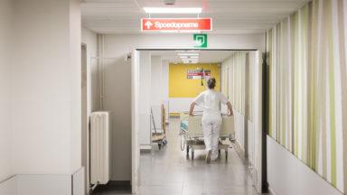 Coronavirus : moins de 200 admissions quotidiennes à l'hôpital, la baisse se poursuit à Bruxelles