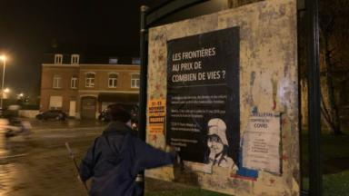"""Des espaces publicitaires détournés par des citoyens pour demander """"Justice pour Mawda"""""""