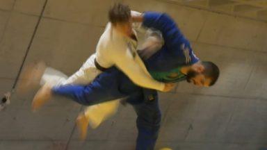 Judo : comment Toma Nikiforov s'entraîne-t-il malgré le coronavirus ?