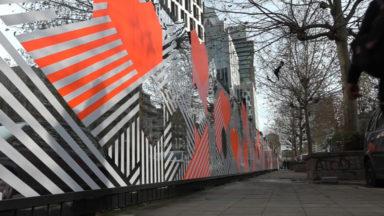 Act of Love : une installation artistique inaugurée dans le Quartier Nord