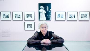 La photographe de presse bruxelloise Odette Dereze est décédée