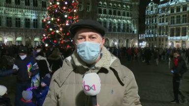Trop de monde sur la Grand-Place: la Ville de Bruxelles va limiter les accès