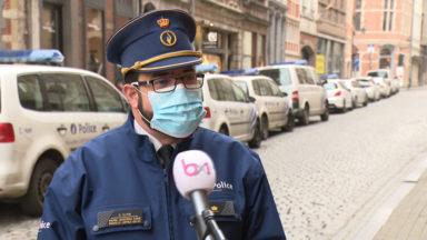Grand Place : la police filtrera les accès, ce dimanche soir