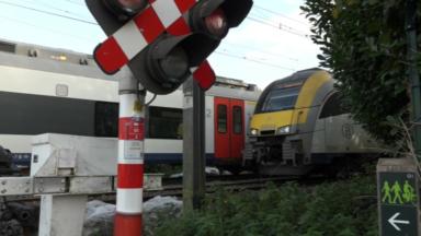 Le trafic SNCB perturbé entre Jette et Zellik, un accident évité de justesse