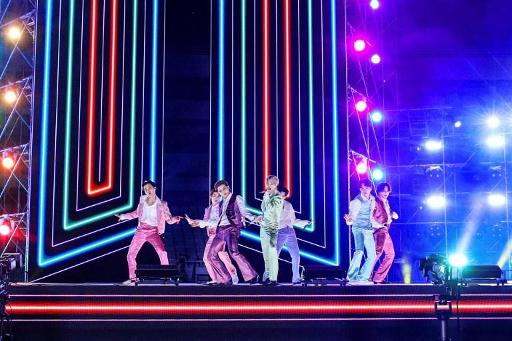 Le groupe s'impose aux USA avec cette chanson; une première historique — BTS