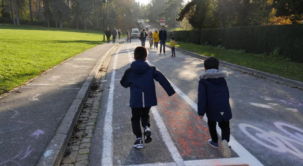 Action Avenue Van Vollenhoven Schaerbeek - Photo Comité 1030 0