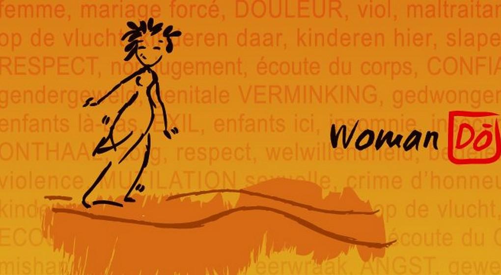 Affiche Woman'Do Centre planning familial pour exilées