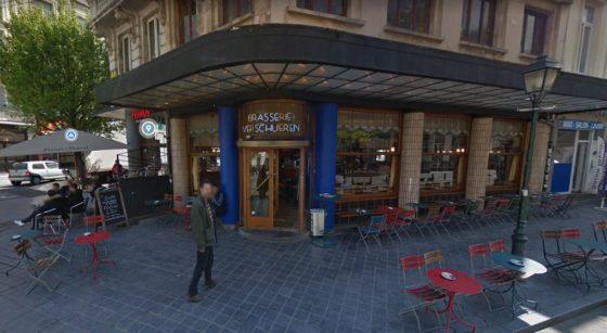 Brasserie Verschueren Parvis de Saint-Gilles - Google Street View