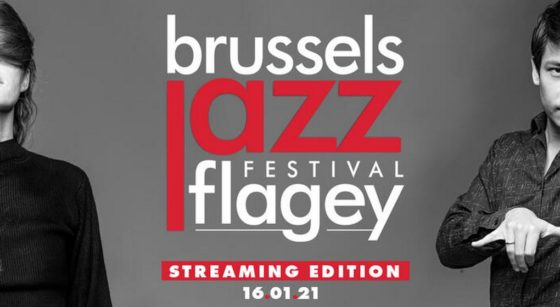 Brussels Jazz Festival 2021 - Affiche Streaming