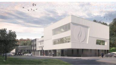 Permis d'urbanisme accordé pour le centre de formation de la police de Bruxelles Capitale-Ixelles