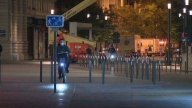 Le couvre-feu bruxellois est maintenu entre 22h00 et 6h00 jusqu'au 1er mars