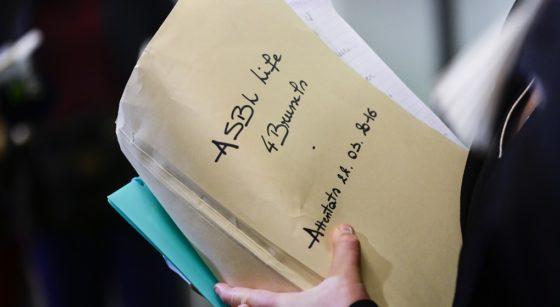 Dossier Attentats de Bruxelles ASBL Life 4 Brussels - Procès - Belga Laurie Dieffembacq