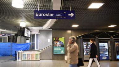 Eurostar : les contrôles sont renforcés pour les retours du Royaume-Uni