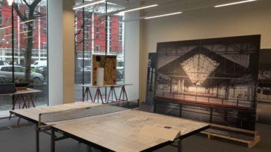 La Maison du Projet dévoile les dessous du projet architectural Kanal, en face du futur musée
