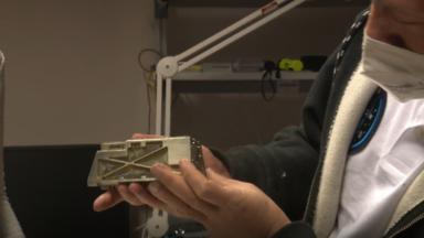 Le gravimètre sélectionné pour la mission spatiale Hera est bruxellois