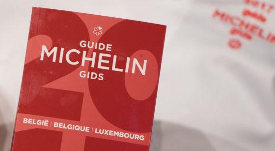 Guide Michelin Bib Gourmand - Illustration Belga Benoit Doppagne