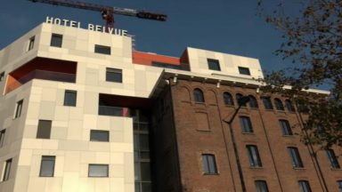 Molenbeek : une quarantaine de sans-abris bientôt accueillis à l'hôtel Belvue