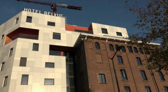 Hôtel Belvue Accueil Sans-abris Molenbeek - Capture BX1