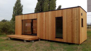 Deux permis d'urbanisme délivrés pour des habitats modulaires à Anderlecht et Forest
