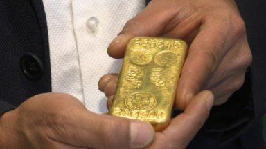 """Deux lingots d'or retrouvés au Sablon : """"Une valeur potentielle de près de 100 000 euros"""""""