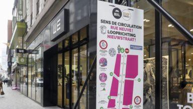 Les magasins WE vont fermer sur la rue Neuve et à Woluwe : un préavis de grève déposé pour les fêtes