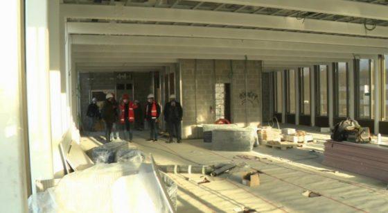 Nouveau centre administratif Uccle en travaux - Capture BX1