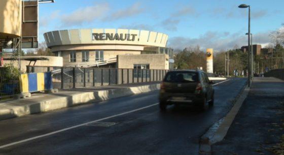 Nouveau pont Fraiteur Ixelles - Capture BX1