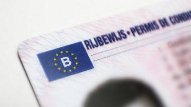 La validité des documents du permis de conduire est à nouveau prolongée à Bruxelles