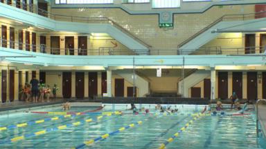 Seule la piscine de Saint-Gilles a rouvert aujourd'hui à Bruxelles