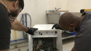 Cyclup Electro : le CPAS de Bruxelles lance un centre de recyclage et de réparation d'électroménagers