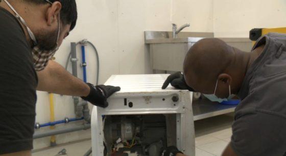 Réparation lave-vaisselle Cyclup Electro - Capture BX1