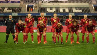 Les Red Flames se qualifient pour l'Euro 2022