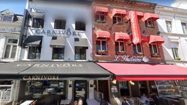 Bruxelles : les restaurants L'Huîtrière et Le Carnivore en faillite