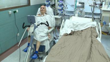 Pédaler pour retrouver une vie normale : un parcours du combattant pour certains patients covid