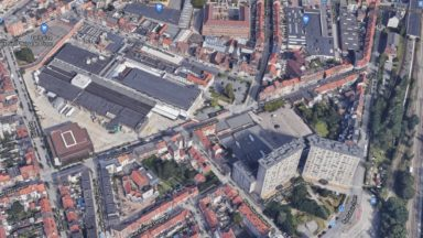 L'Espace Catastrophe déménage sur le site LionCity à Molenbeek-Saint-Jean