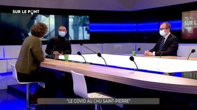Sur le pont : le personnel du CHU Saint-Pierre à l'honneur dans un documentaire exceptionnel