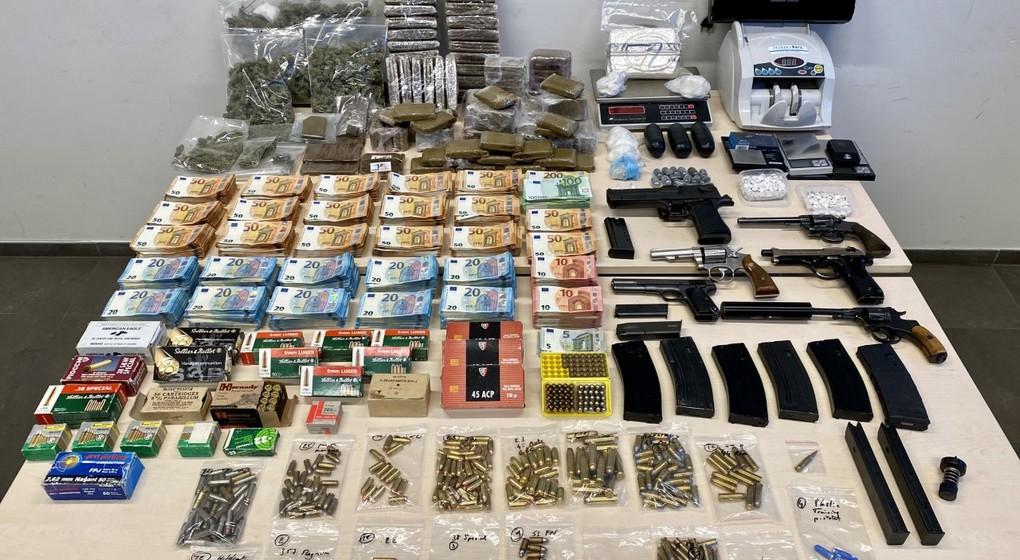 Trafic de Stupéfiants Saisie Etterbeek 23122020 - Police Bruxelles Ouest