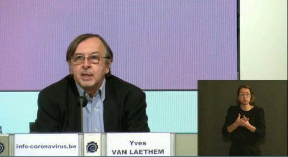 Yves Van Laethem 2 - Conférence de presse Centre de crise 23122020.jpg