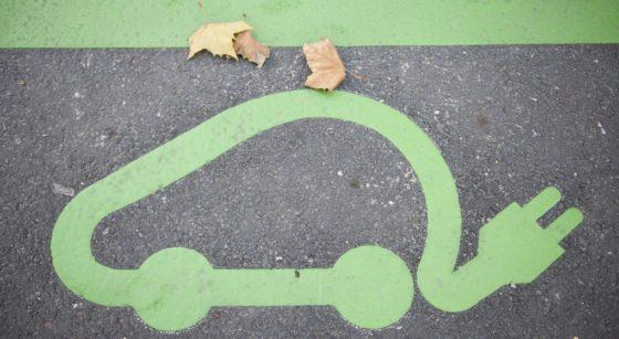 Zen Car Parking Voitures électriques - Belga Jonas Hamers