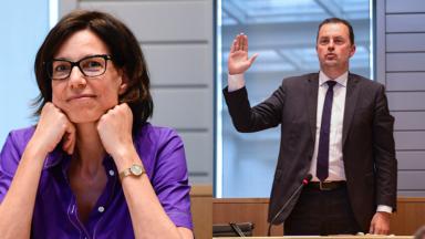 Joëlle Maison et Christophe Magdalijns (DéFI) quittent le Parlement de la FWB