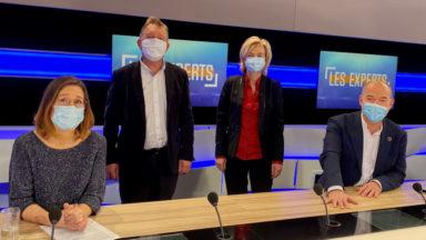 Françoise Schepmans et Marc-Jean Ghyssels sont les invités des Experts
