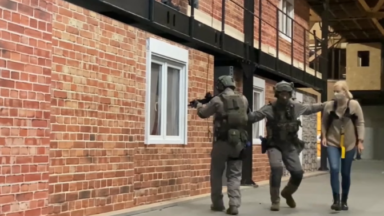 Police fédérale : des moyens renforcés promis aux forces spéciales