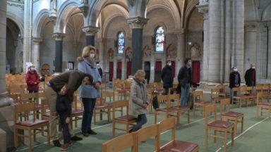 Messes à 15 personnes : le recours des prêtres devant le Conseil d'État a été rejeté