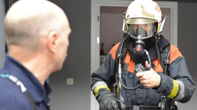 Anderlecht: une personne intoxiquée au monoxyde de carbone dans son appartement