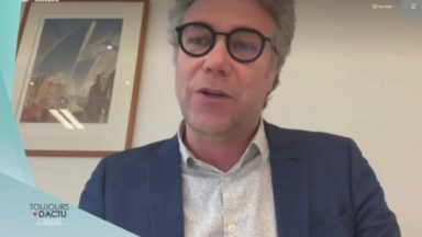 """Alain Maron : """"Nous avons quasiment triplé le nombre de tests en Région bruxelloise depuis ce week-end"""""""