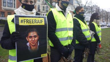La Ville de Bruxelles adopte deux personnes détenues en Arabie Saoudite
